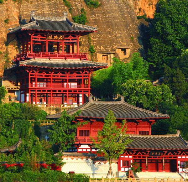 皇泽寺博物馆