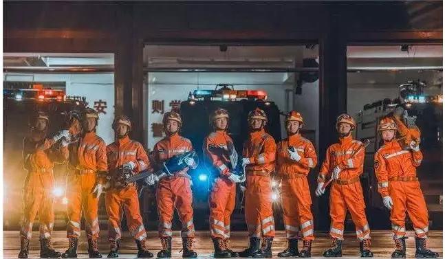 消防员、消防车驾驶员招聘简章