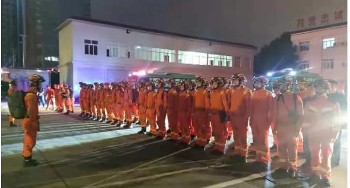 四川泸县发生6.0级地震,有人员伤亡